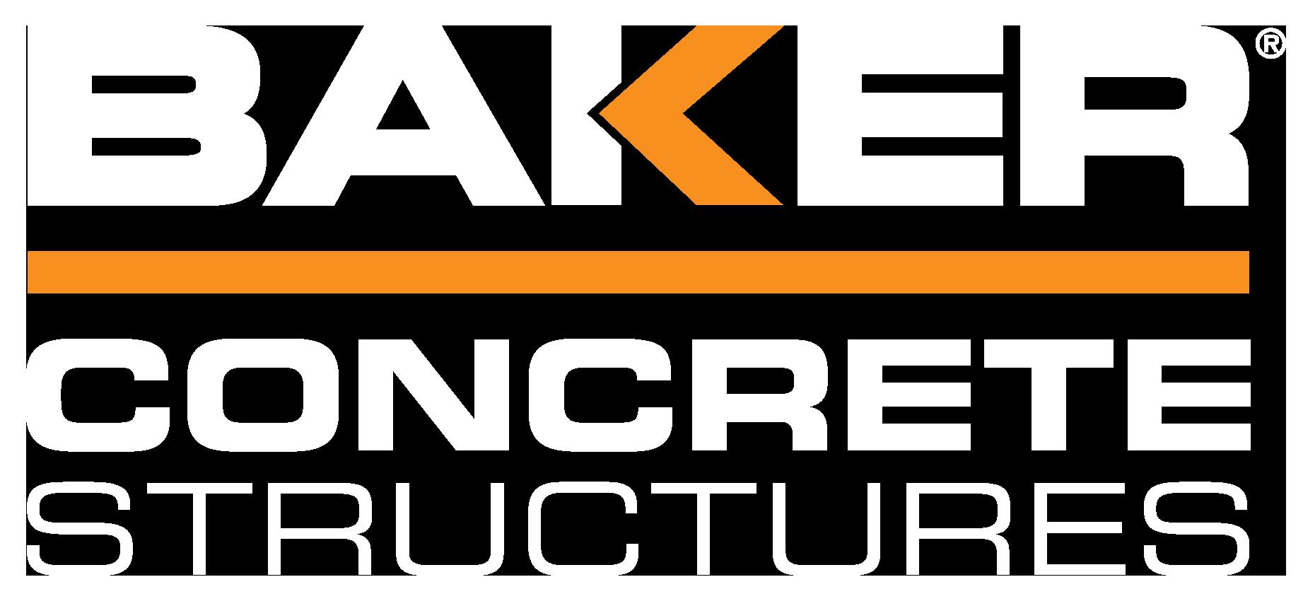 Baker Concrete Structures logo