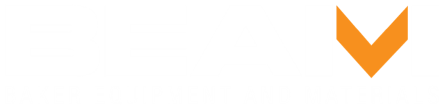 Baker equipment and materials logo
